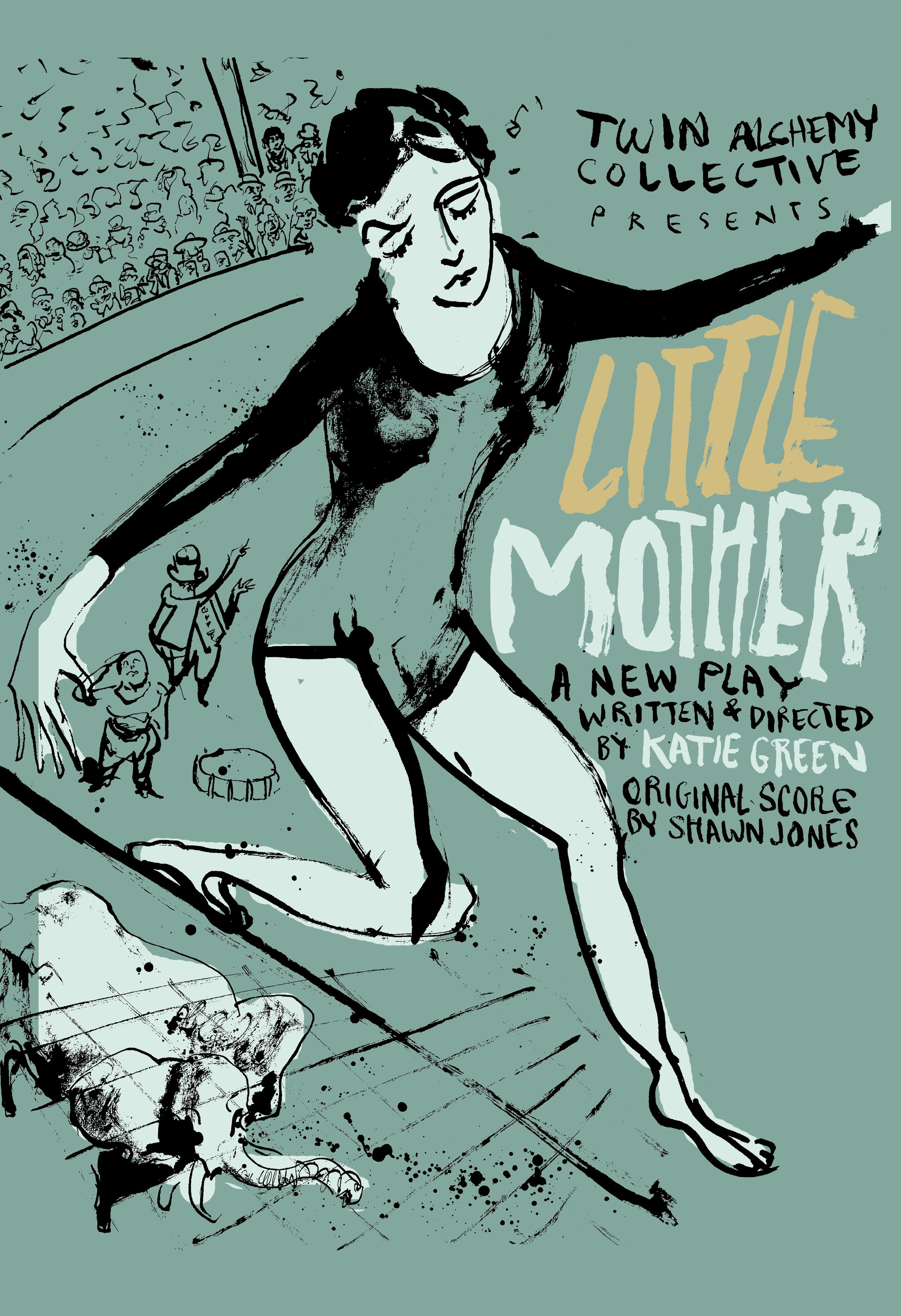 Little Mother program front.jpg