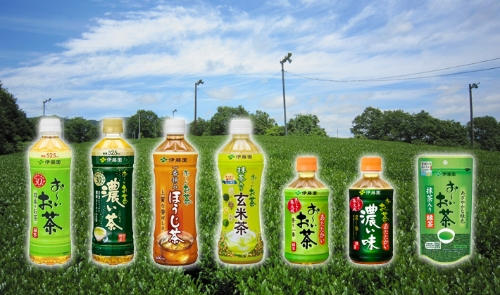 Among the Wonders of 99 Ranch. ITO En's Oi Ocha green tea products. I've had a long-running addiction to the one on the left. For me, it sits at the pinnacle of non-alcoholic drinks.