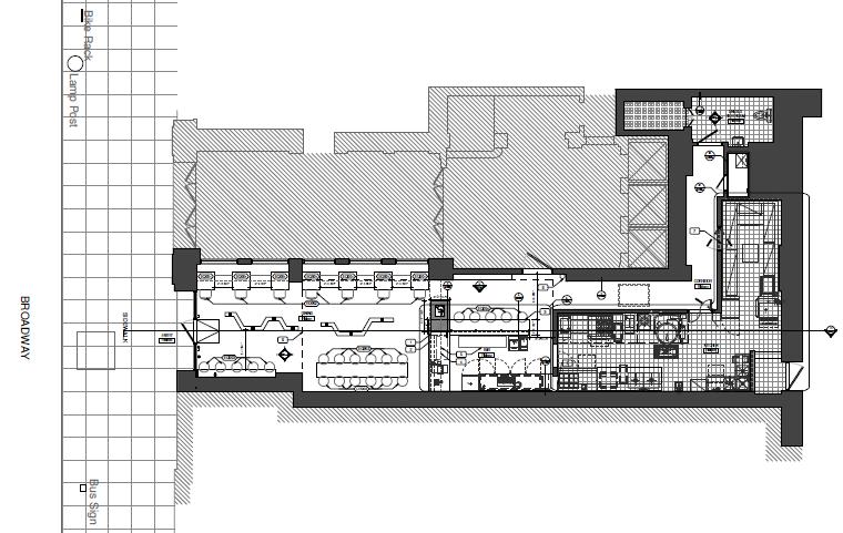 Shiba Ramen Oakland.  Should be finished in January.