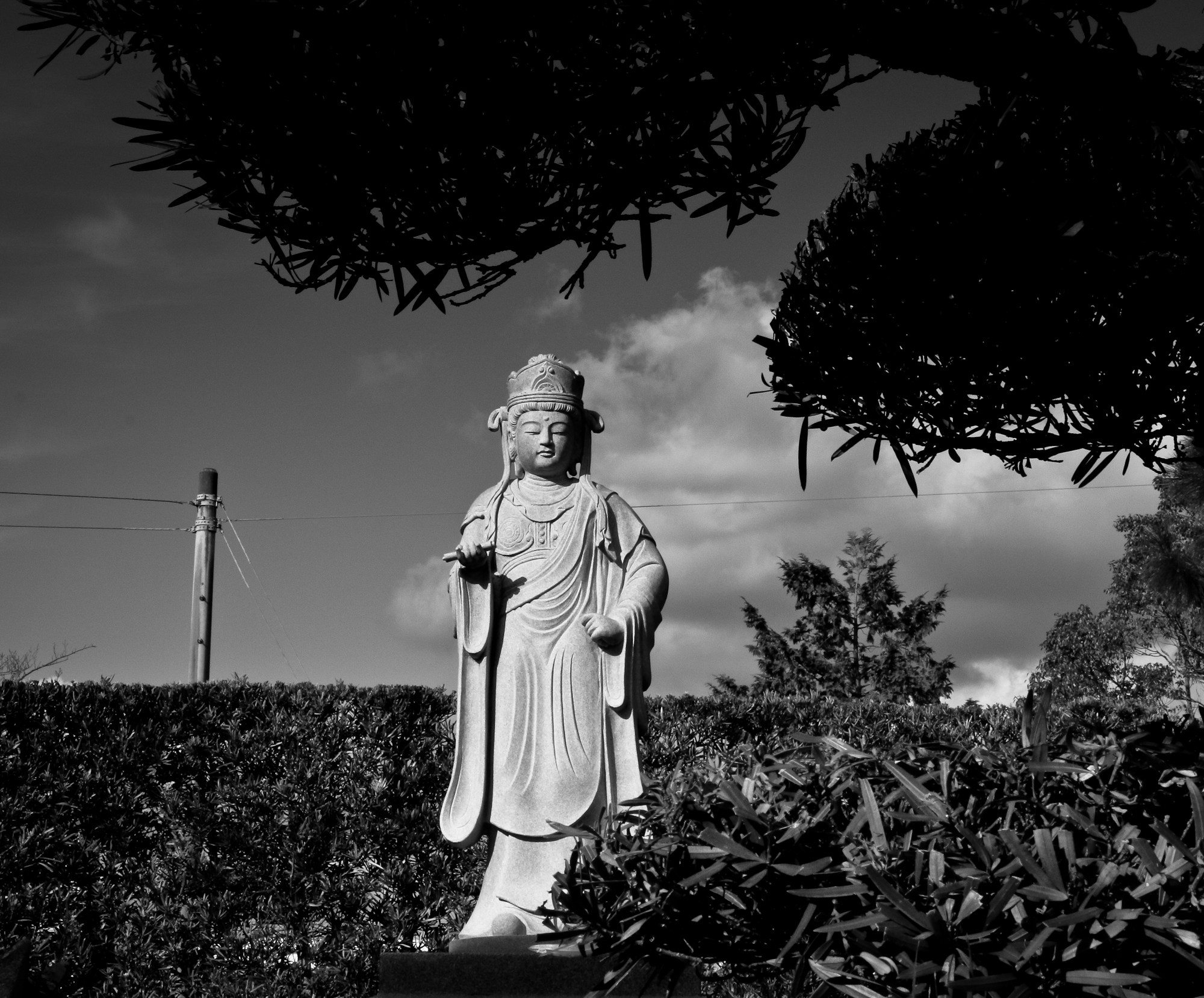 Temple. Hamamatsu.