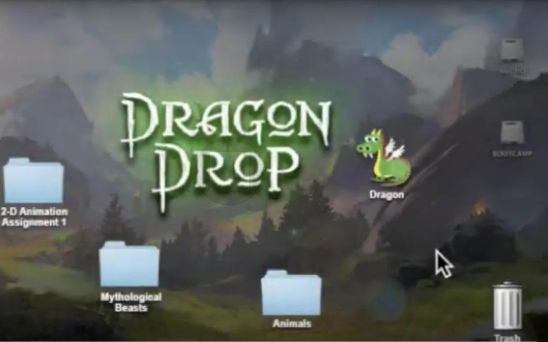 Dragon Drop - :35