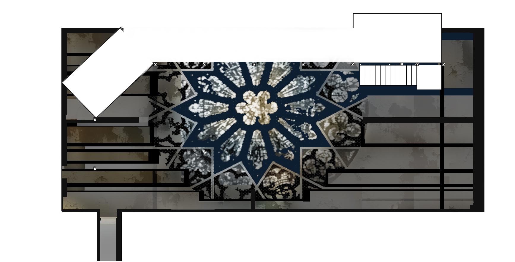 Floor concept(photoshopped rendering)