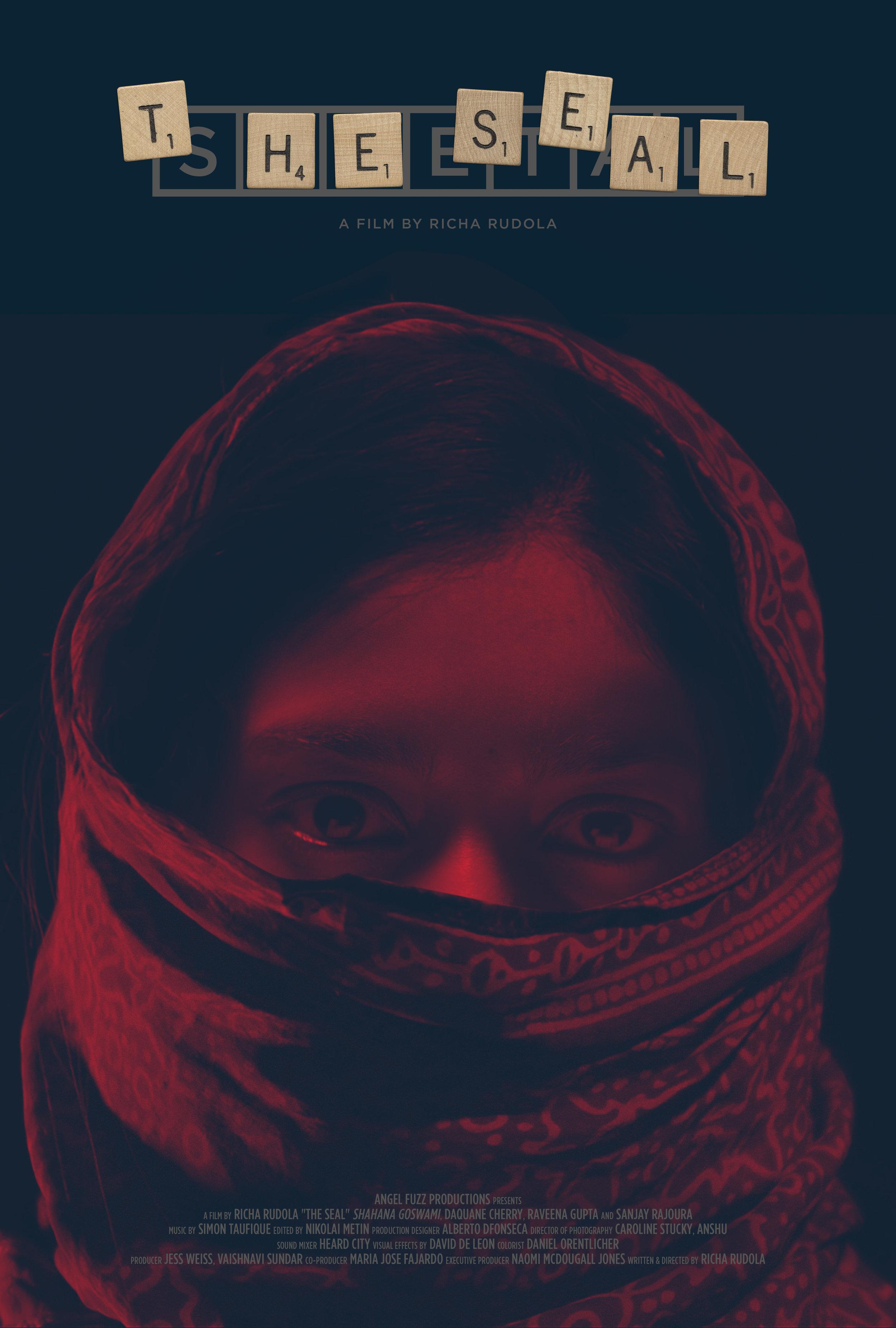 THE SEAL / Dir: Richa Rudola  Starring Shahana Goswami / In festivals