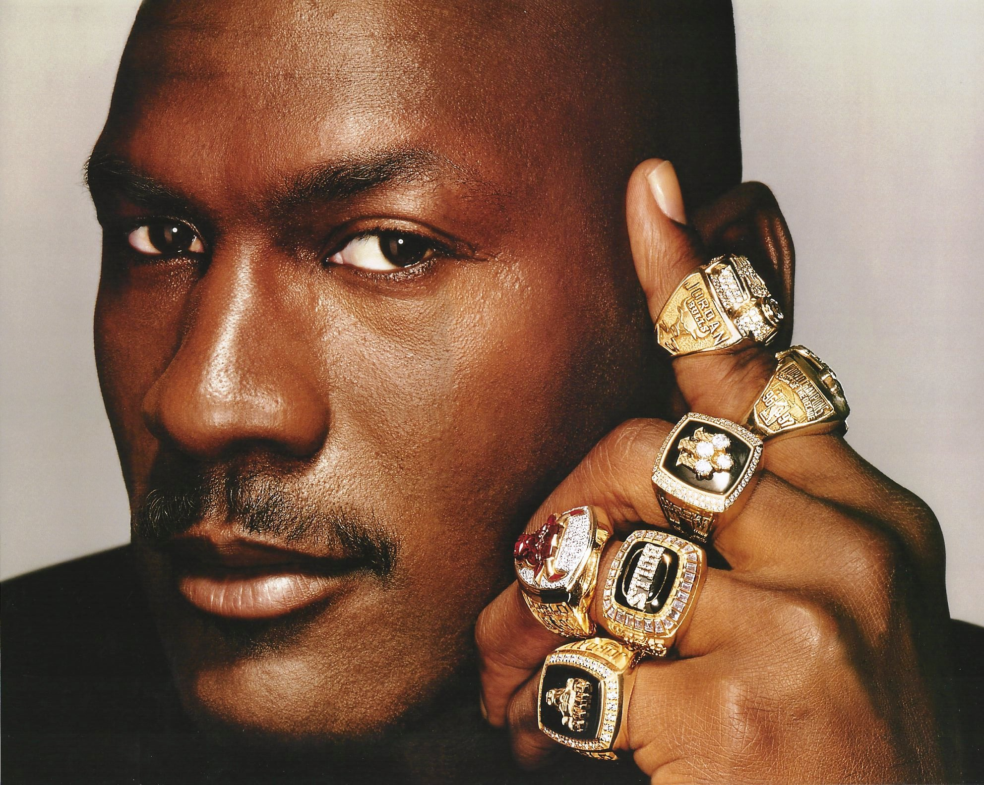 MJ has6 rings Jim Loscutoff has7 Rings. Ergo Jim Loscutoff > Michael Jordan right?