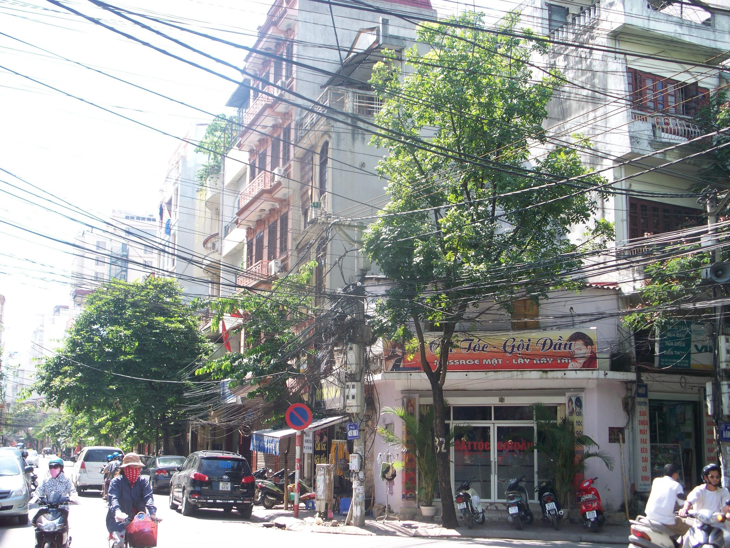 Downtown Hanoi