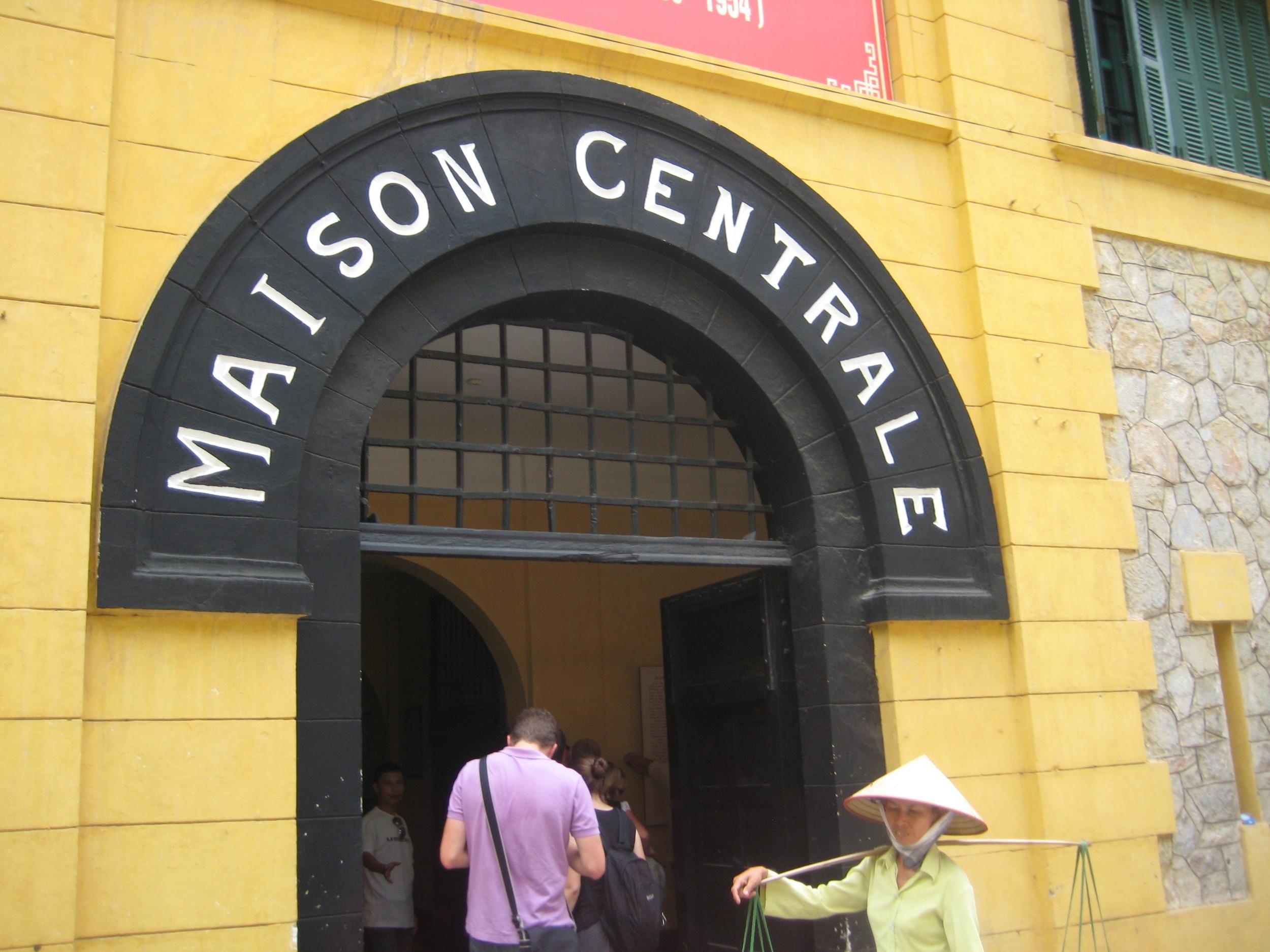 "Hoa Lò Prison ""Hanoi Hilton"""