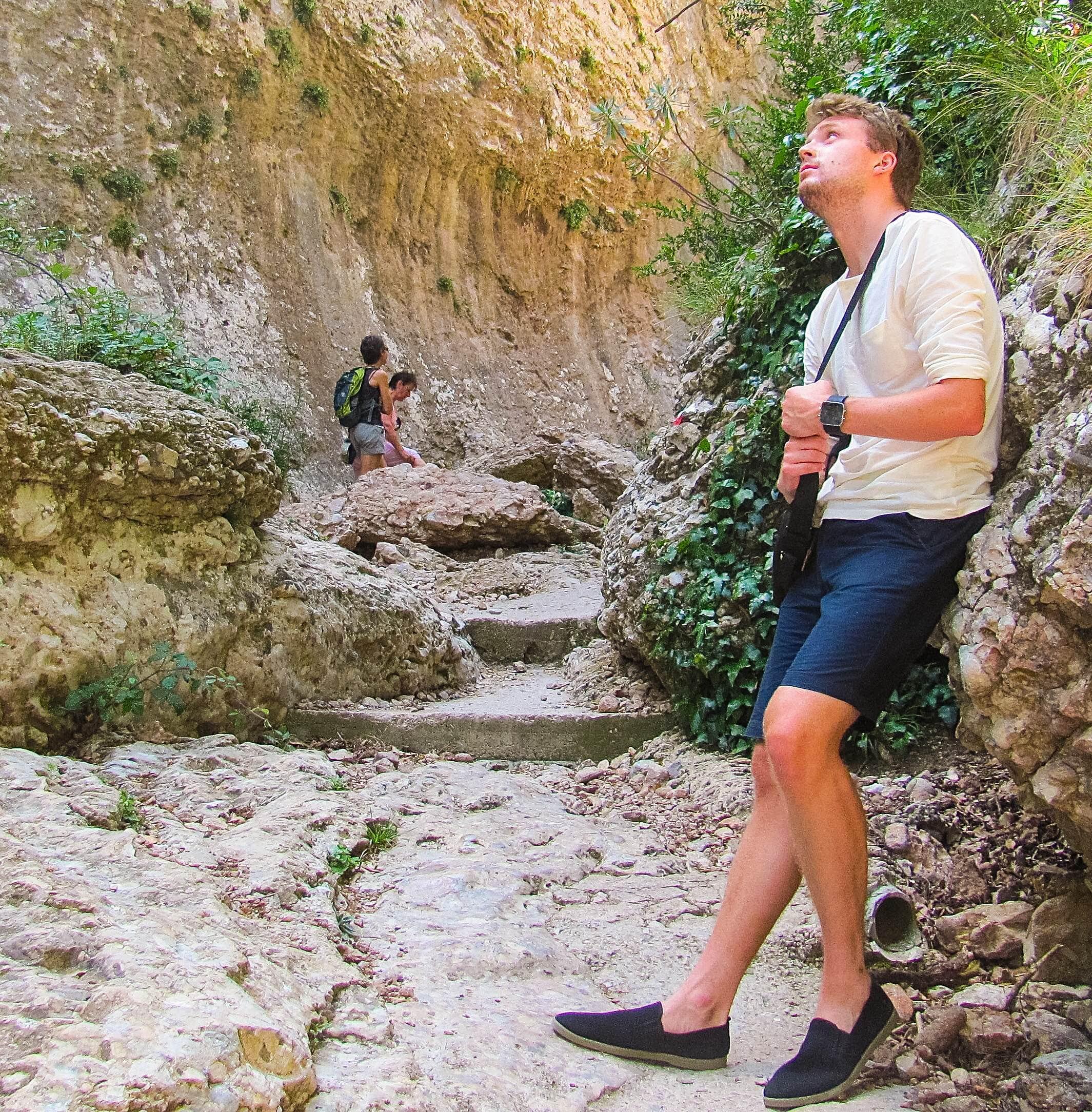 Hiking the Summit of Montserrat