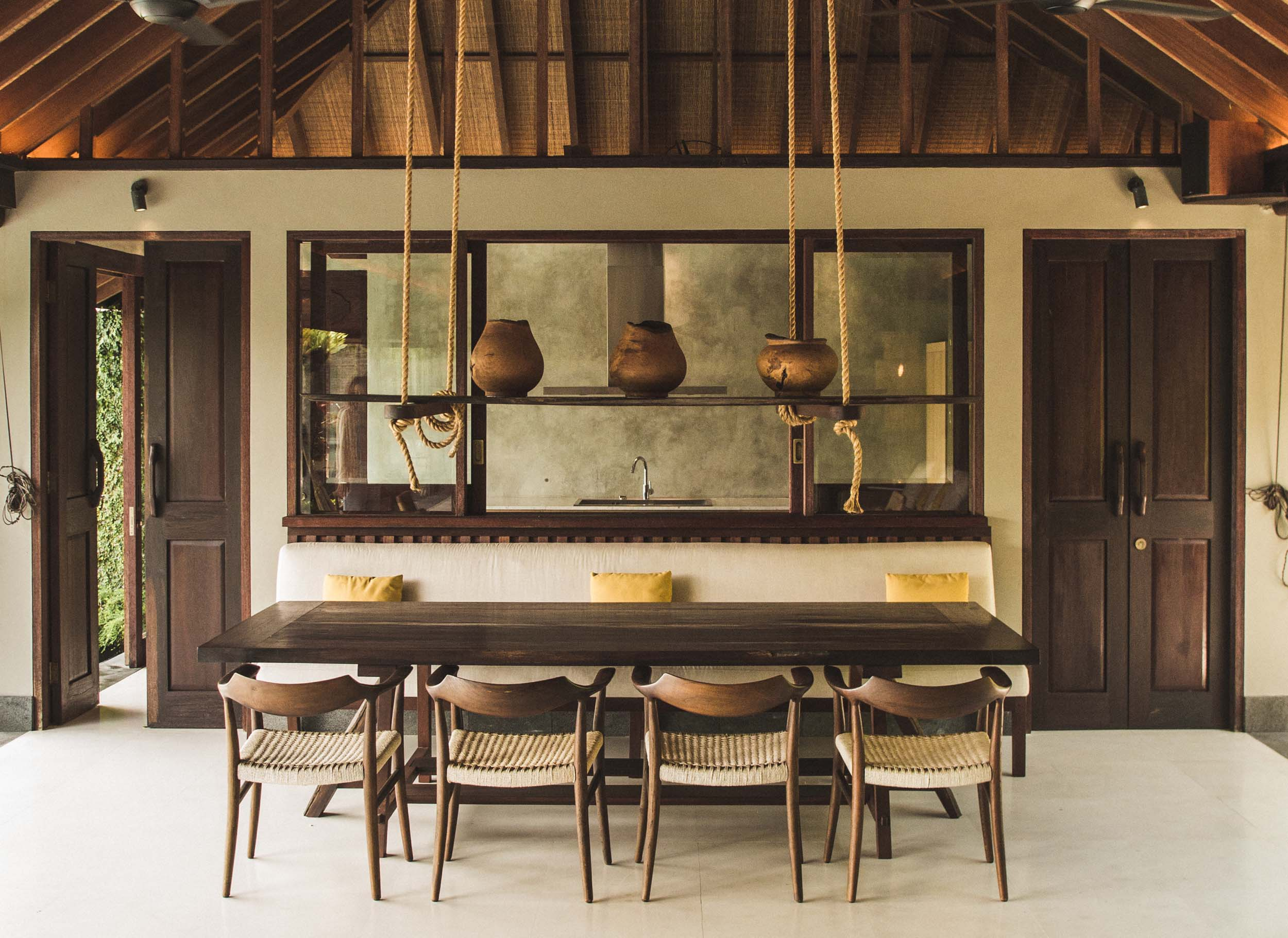 Rumah Hujan Villa Studio Jencquel