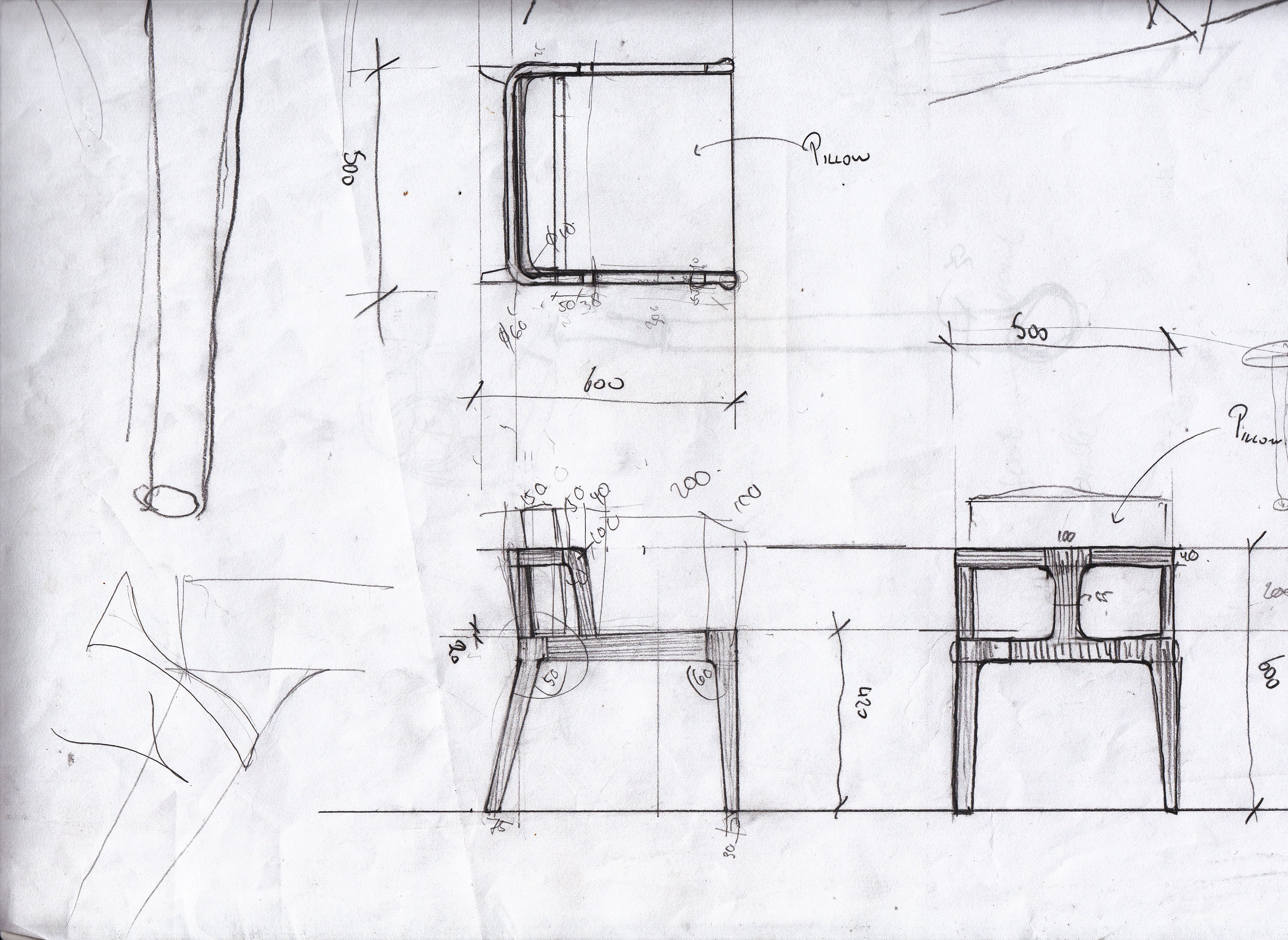 Sketch Angostura Chair