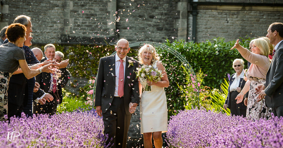 Callow Hall Wedding Photographer Derbyshire
