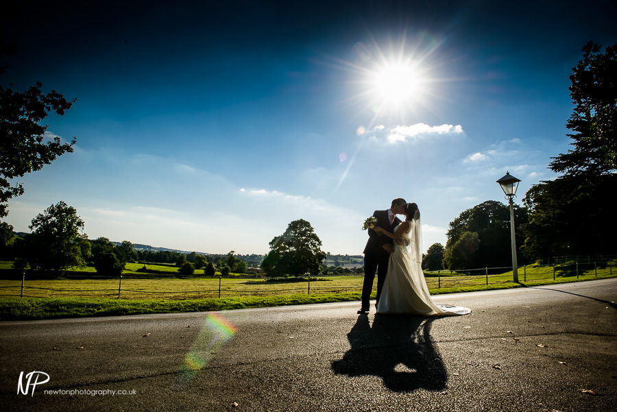 Callow Hall Wedding Photography Derbyshire