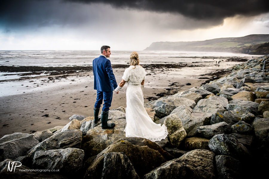 Robin Hoods Bay Wedding Photography Yorkshire