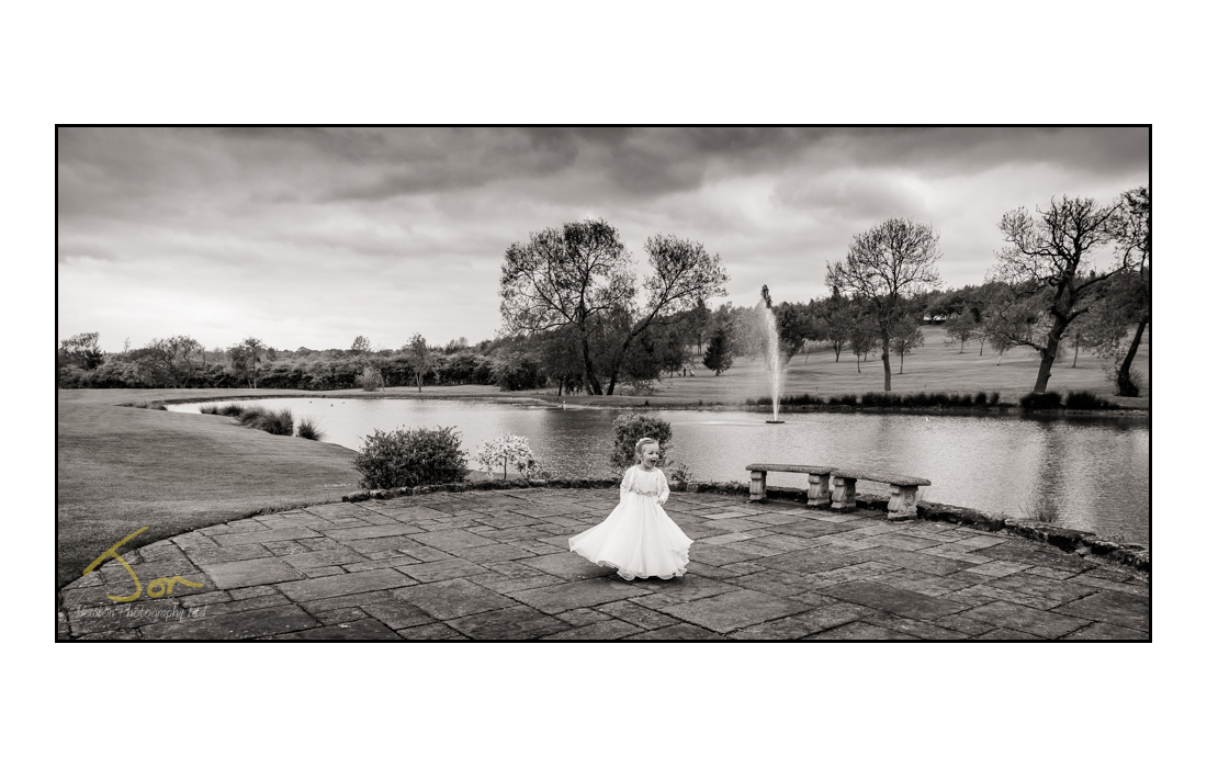 Wedding Photographer at Horsley Lodge