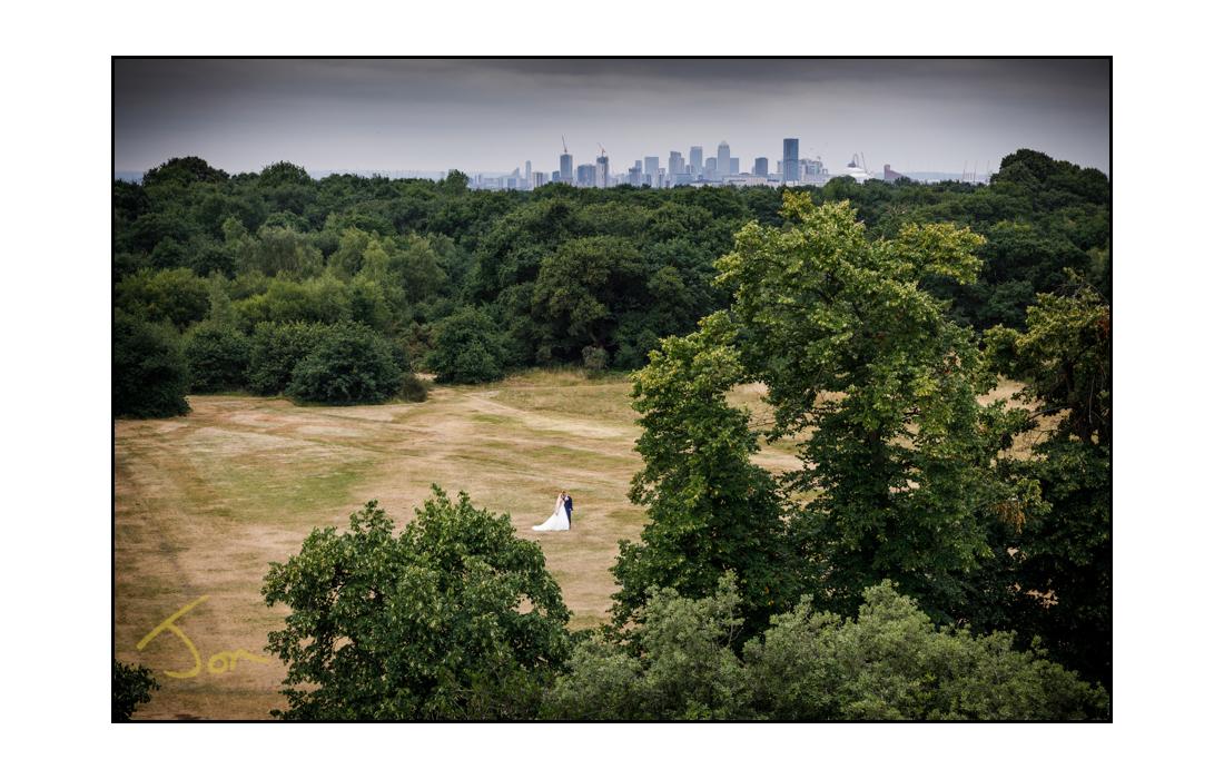 Forest School London Wedding Photography