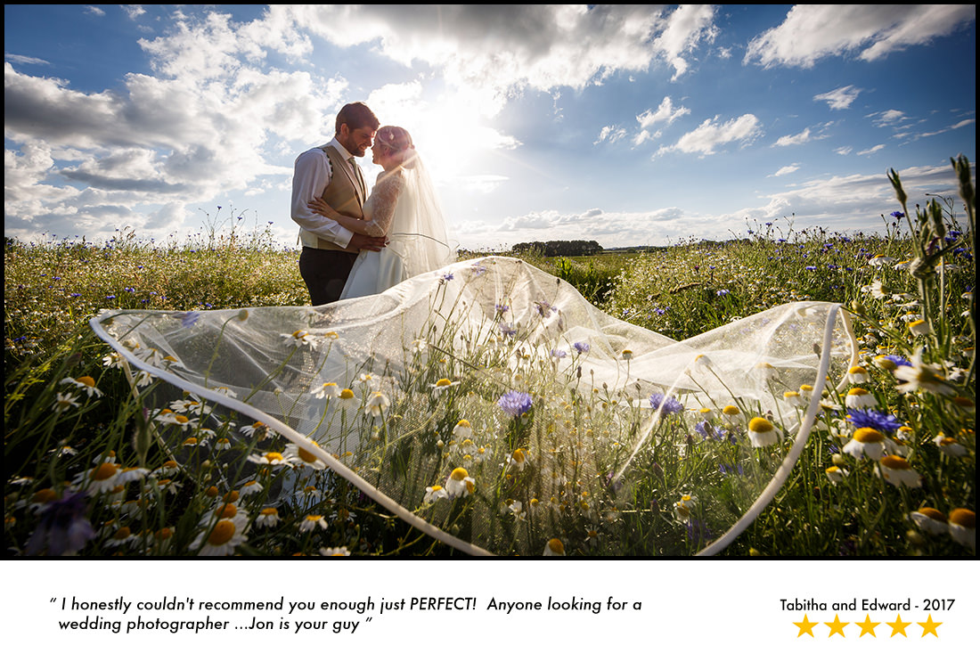Creative Wedding Photography Nottingham