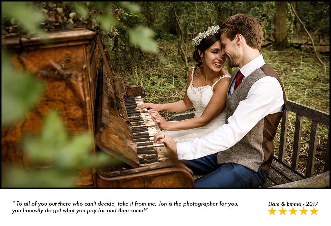 Natural Wedding Photography Nottingham