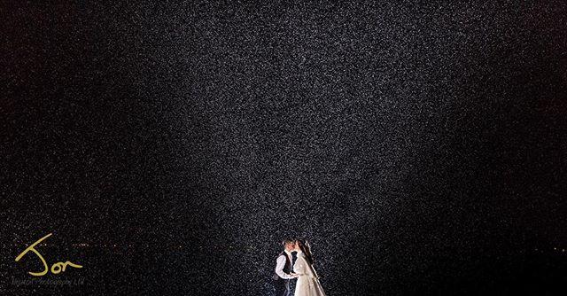 Winter Wedding @swancar_farm_country_house. Making the most of where we were dealt! #whitewedding #winterwedding #snowfall #creativeweddingphotography #documentaryweddingphotography #nottinghamweddingphotographer #swancarfarm