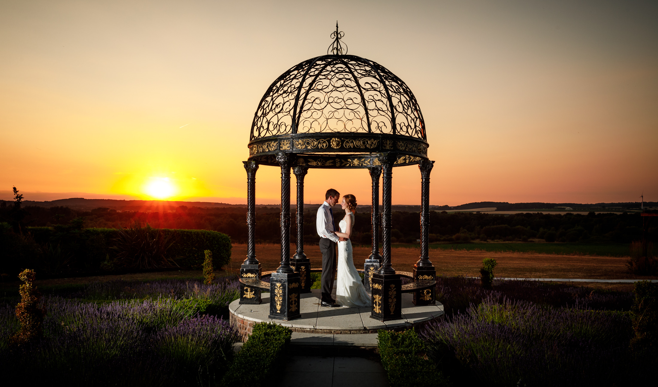 Goosedale Wedding Photographer Nottingham