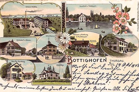 Sammlung Alois Gantenbein, Bottighofen
