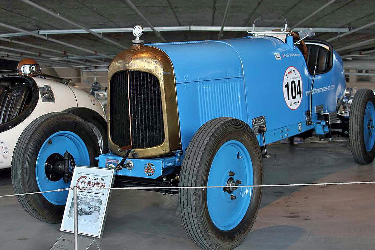 Oldtimer- und Rennwagensammlung, Freidorf