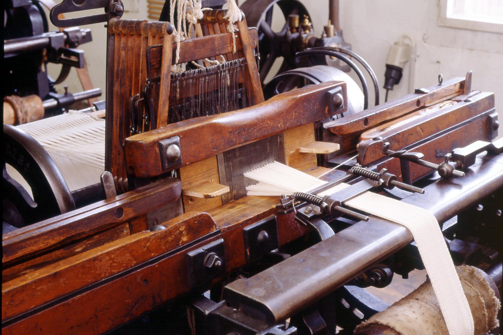 Textilmanufakturort & Industrielehrpfad, Hauptwil