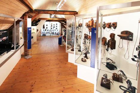 Telefonmuseum Telephonica im Greuterhof, Islikon