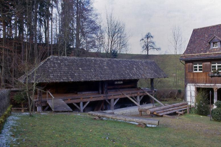 Sägi Mühletobel, Neukirch an der Thur