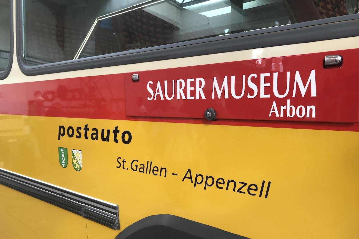 Saurer Museum, Arbon