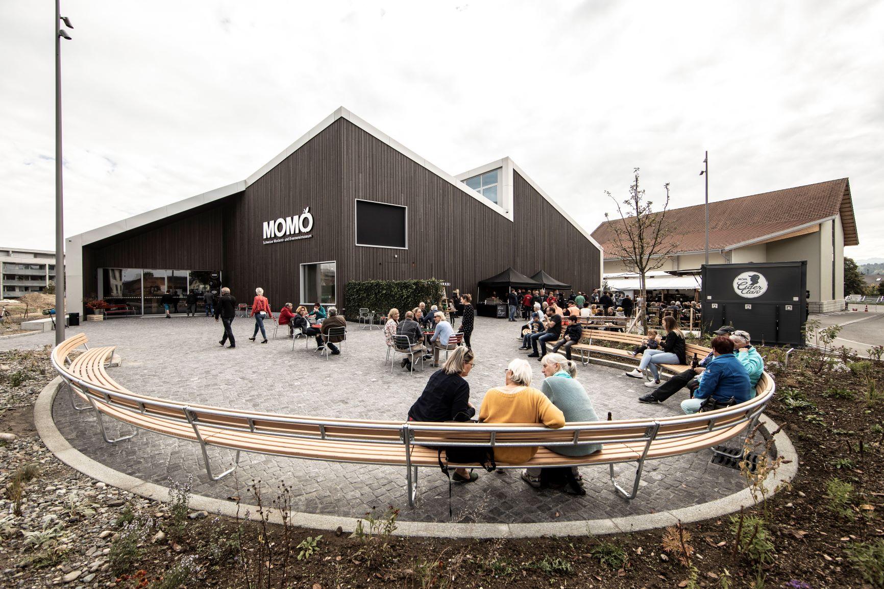 Momö Museum, Arbon