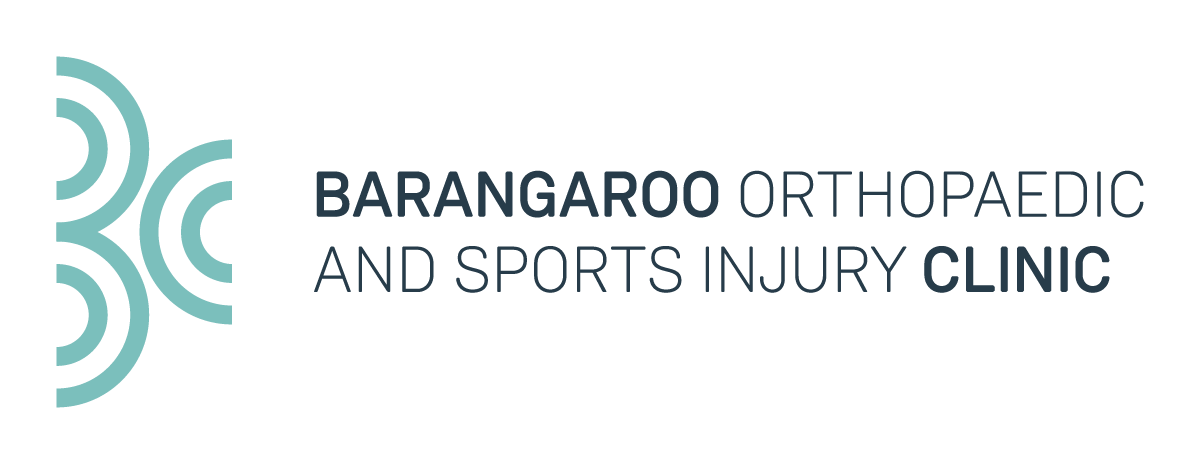 Barangaroo Orthopaedic and Sports Injury Clinic Logo