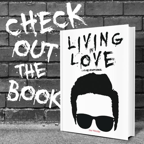 Living in Love Book by Jay Haizlip