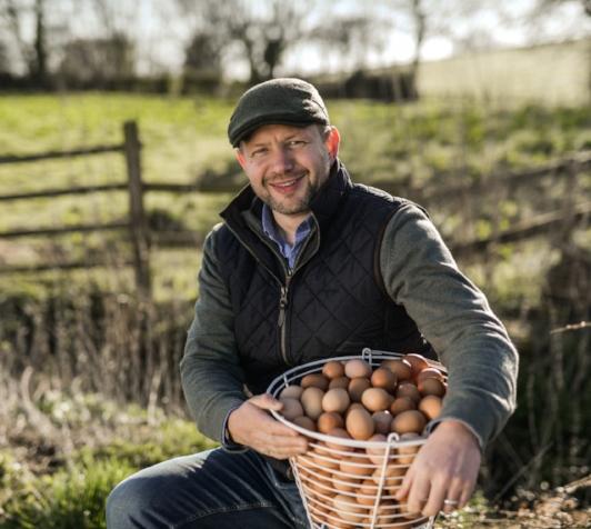 Dan Wood Traditional Free Range Egg Company Shed Expansion