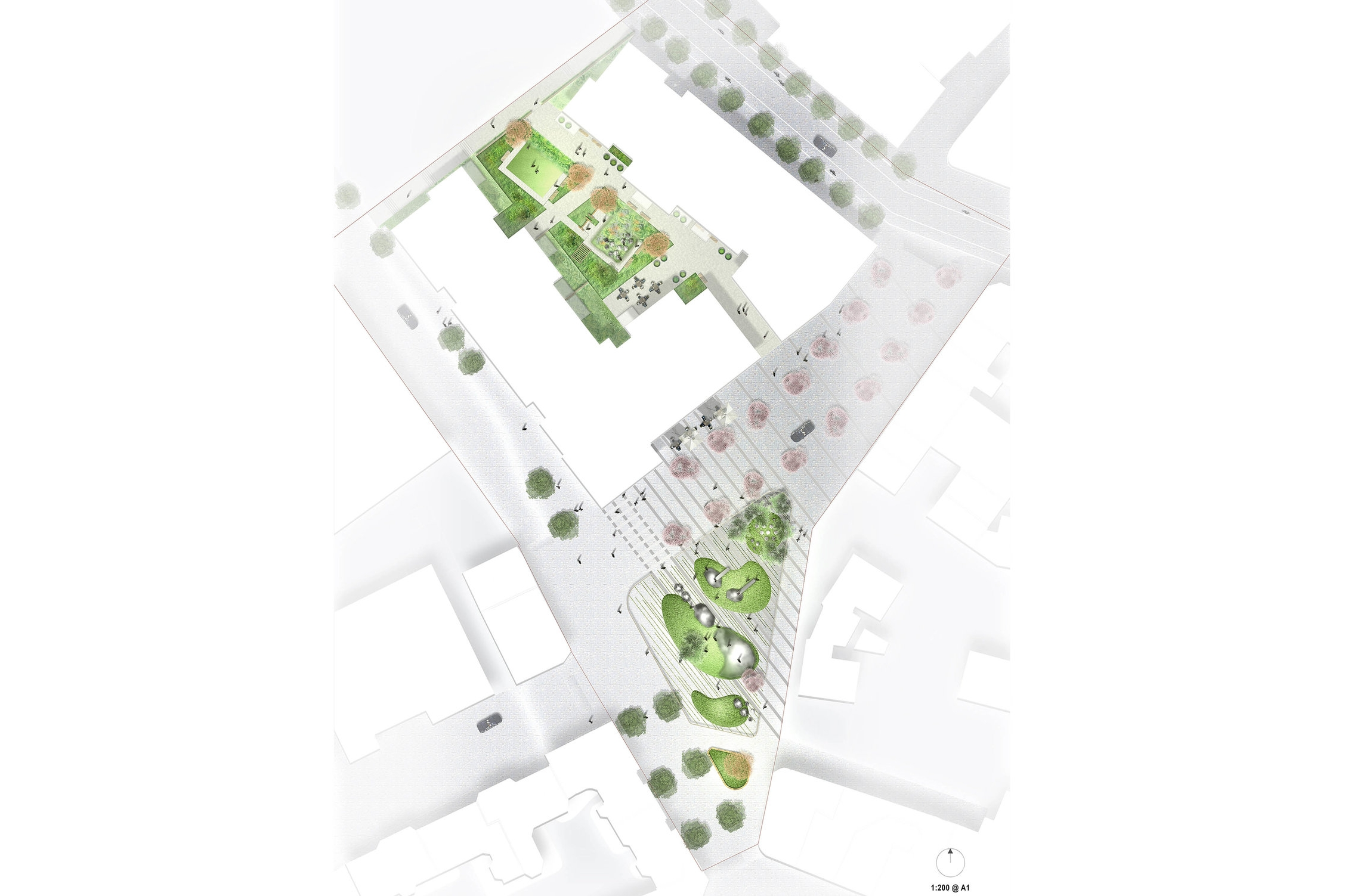 RIVAL MOUNT PLEASANT PLANS SUBMITTED    10th Oct 2016, bdonline