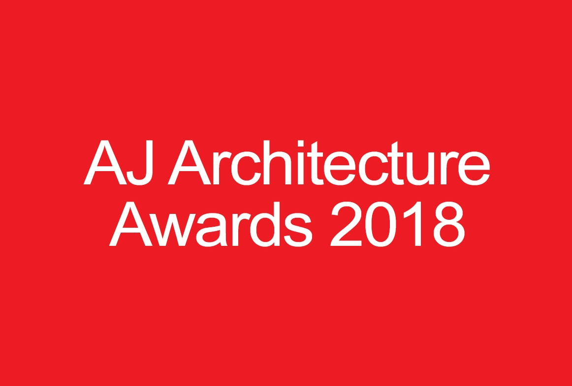 URBAN ARE SHORTLISTED FOR THE LANDSCAPE ARCHITECTURE OF THE YEAR    October 2018, The Architect's Journal