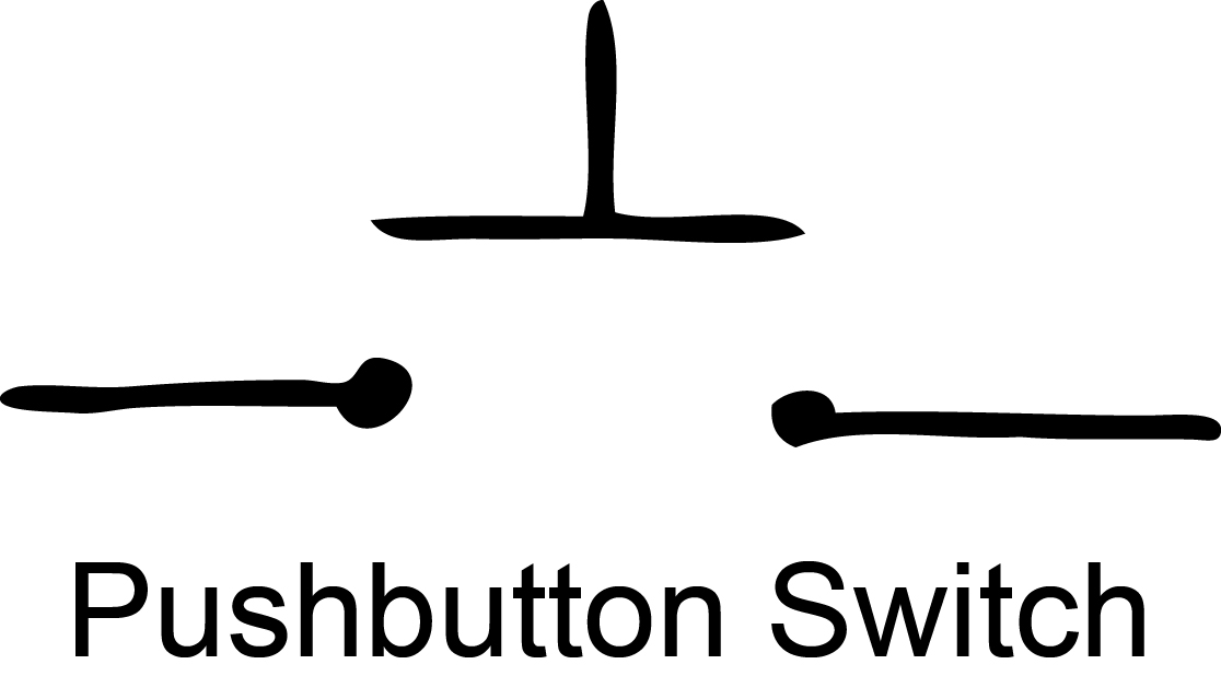 Schematic Symbols — cip learning store   Push Button Switch Schematic Symbol      cip learning store
