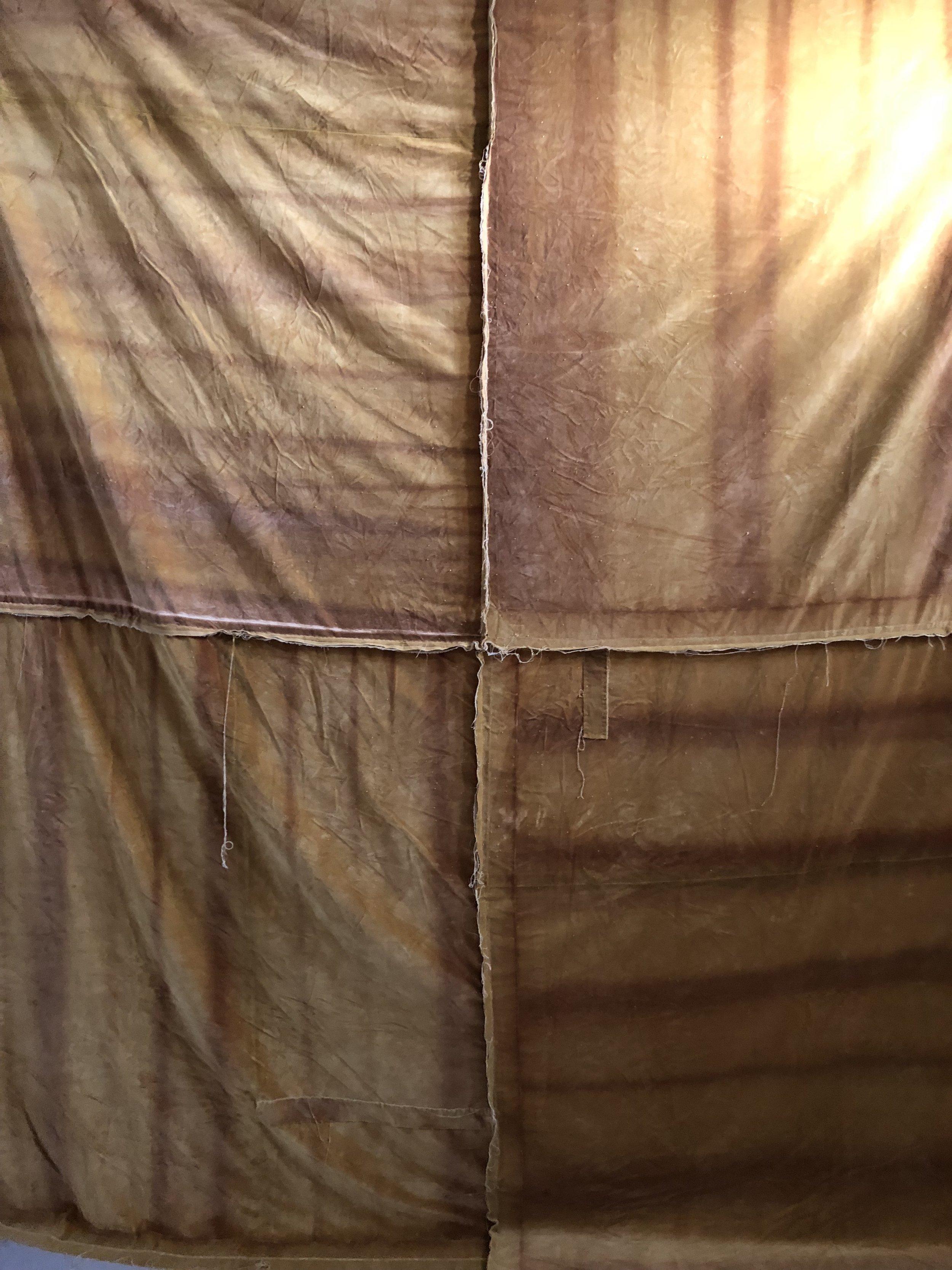 Sheppard Fidler Alice 1966 Velvet panel 300x300cm CU.jpg