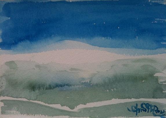 Blue Sky Impression