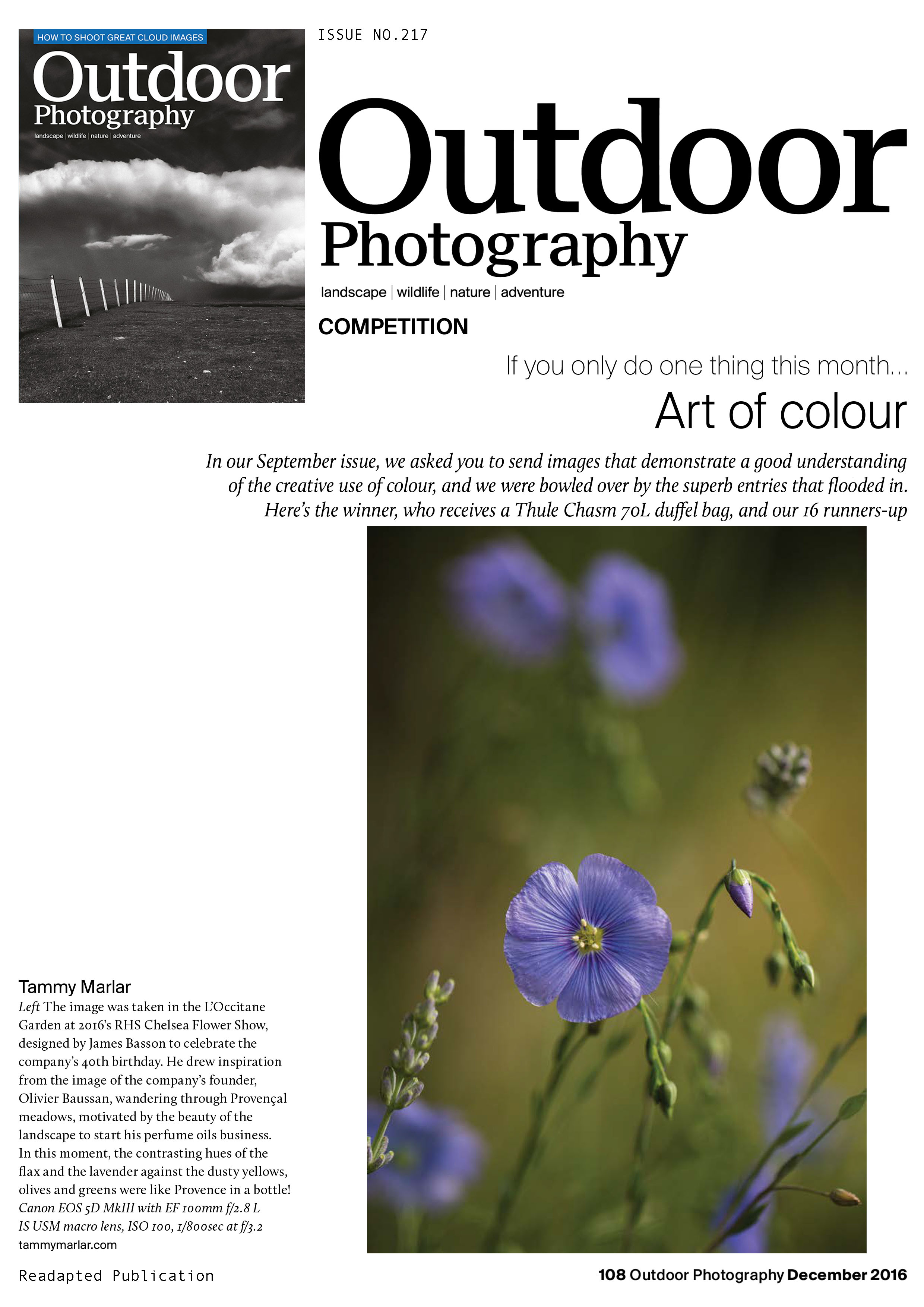 Outdoor Photography Competition