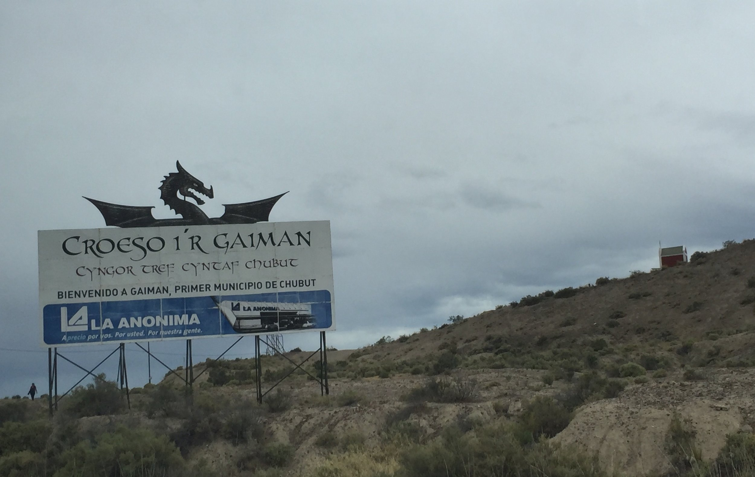 Welcome to Gaiman