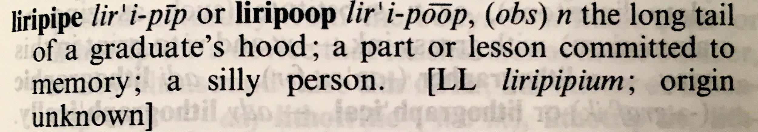 A92 wotd liripipe.jpg