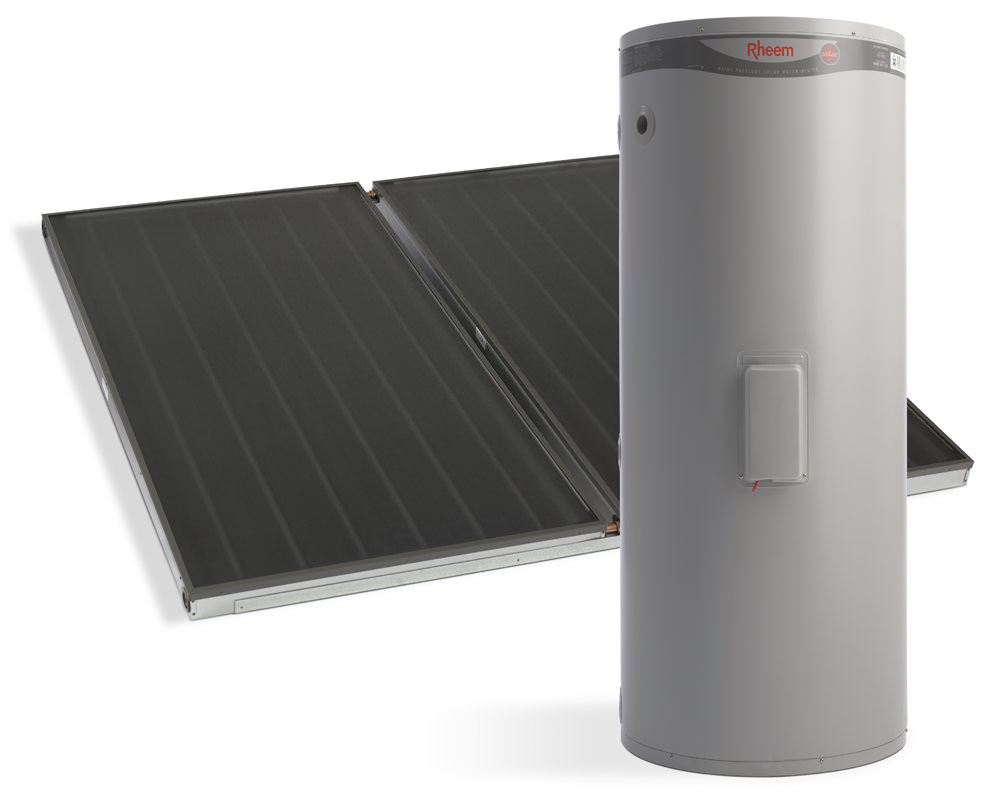Khouri Group Green Technologies - Rheem Solpak Series
