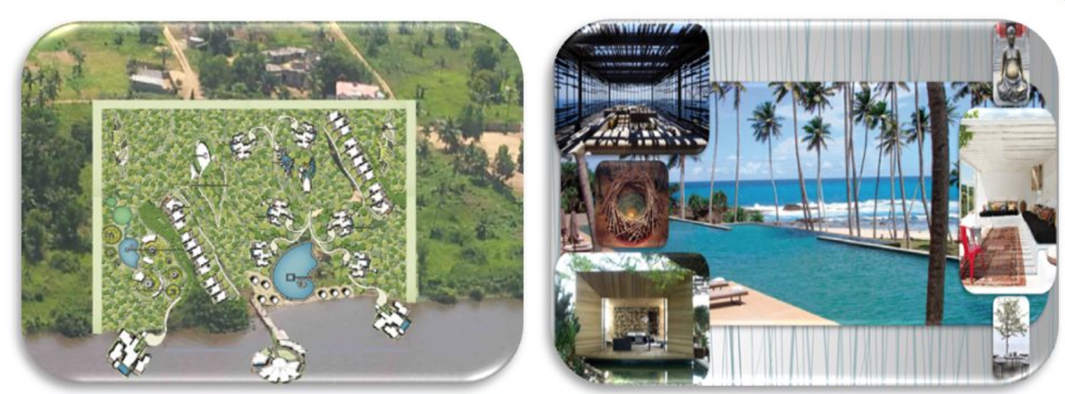 Khouri Group Green Technologies -Sustained Resort Project TOGO Beach