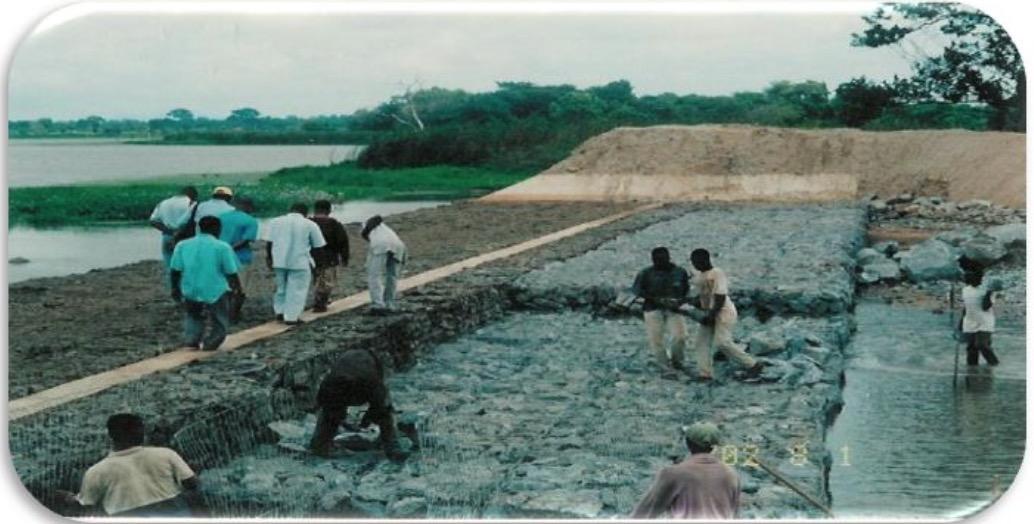 Gabion Dam TOGO