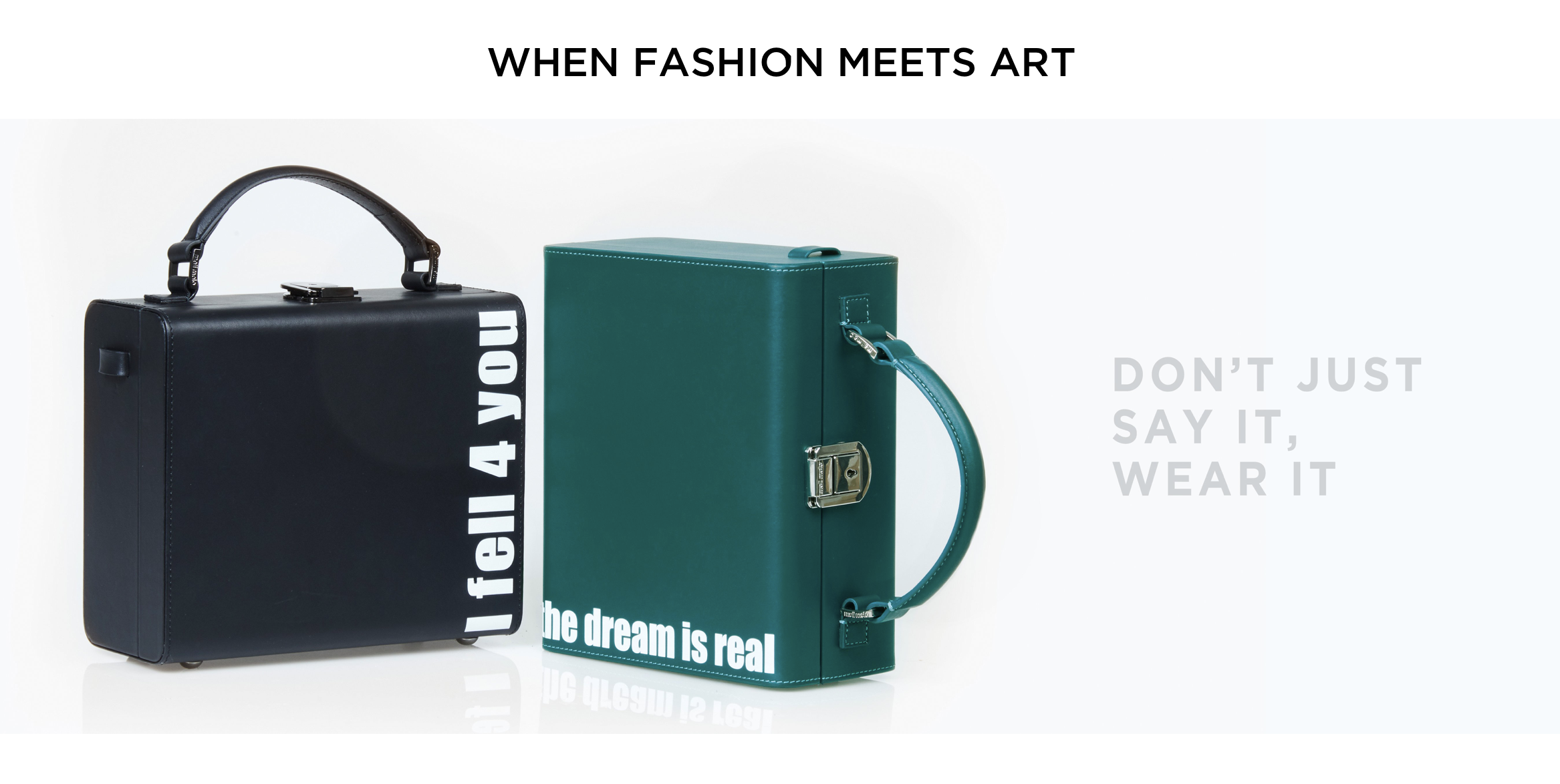 Olivia Steele x Meli Melo Art Bag Fashion
