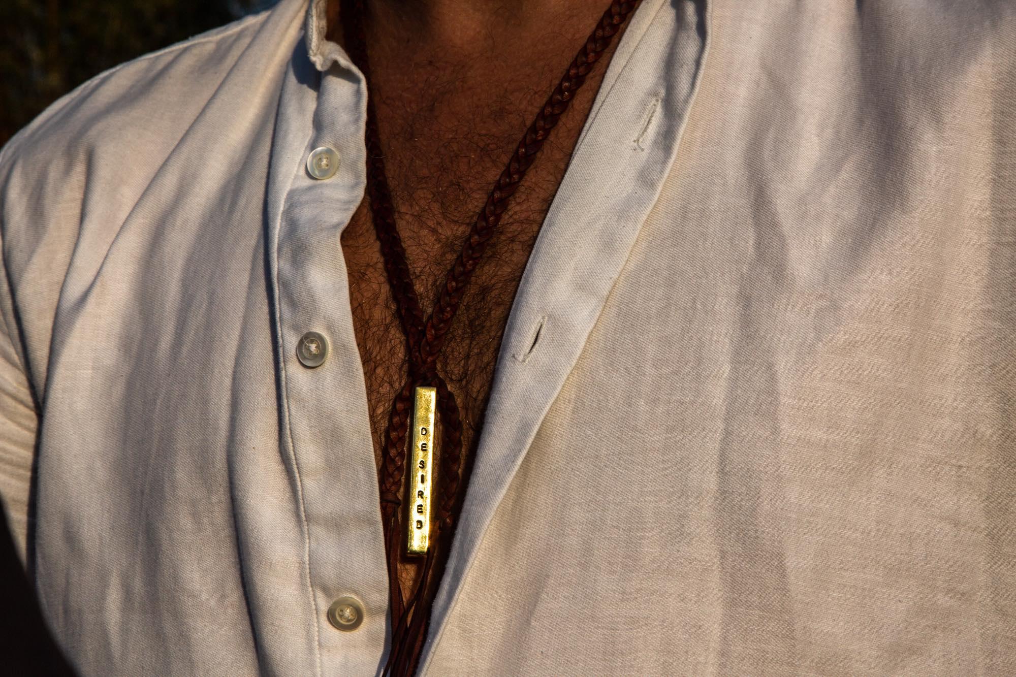Olivia Steele Men's Necklace
