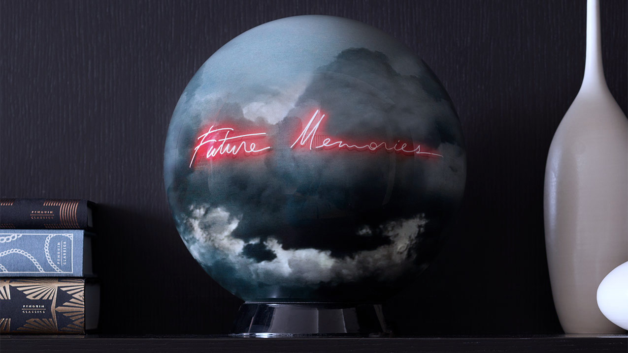 Olivia Steele x EDITION Hotels Bowling Ball Future Memories