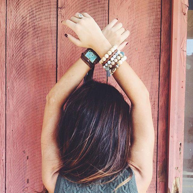 Bracelets for fall!! 🍂