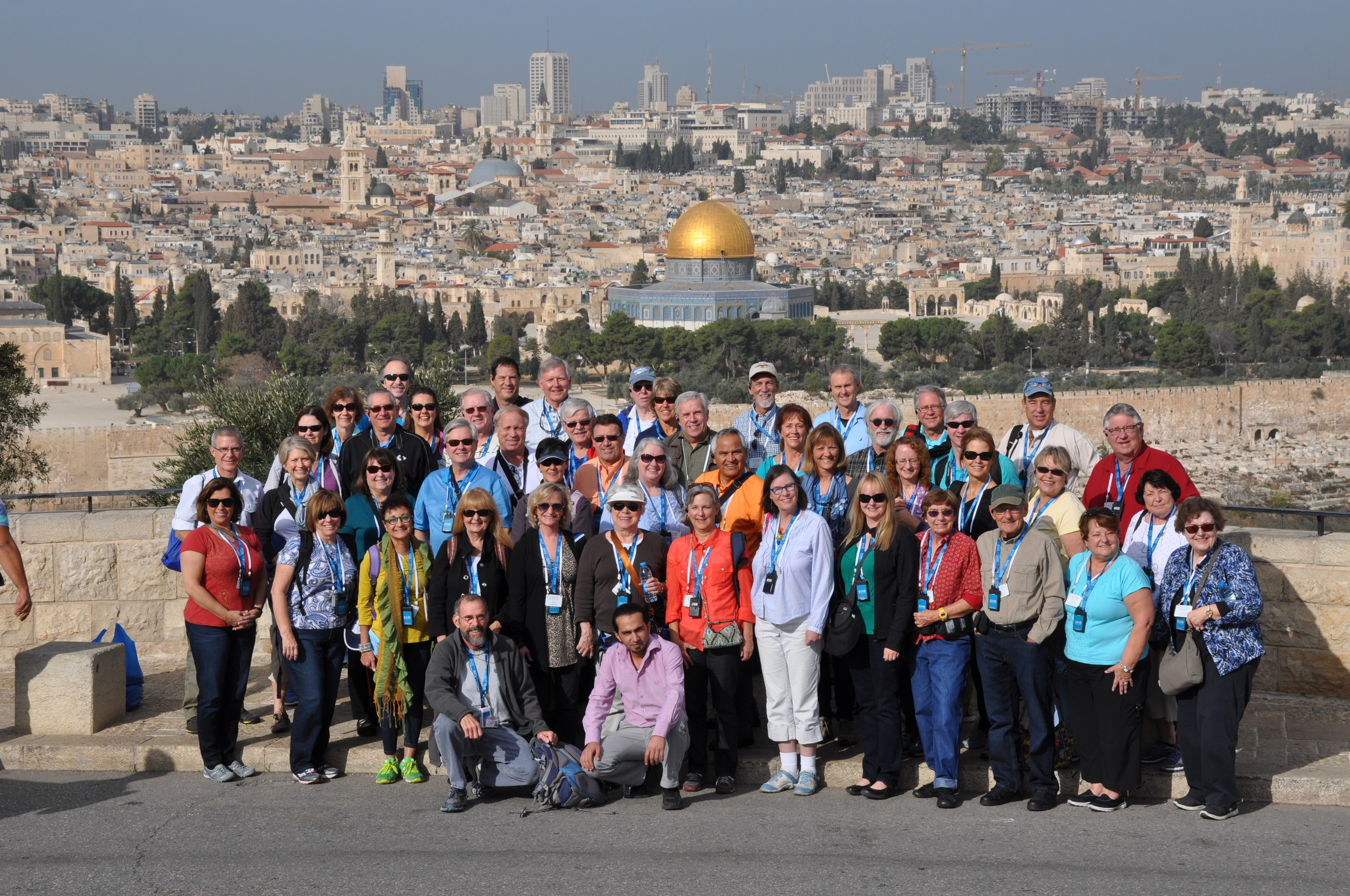EO Group traveling week of 11/17/14