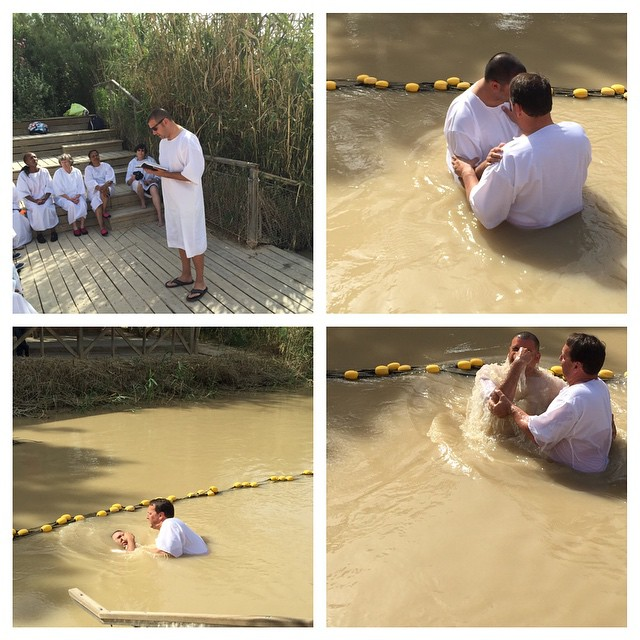 Jordan River Baptisms