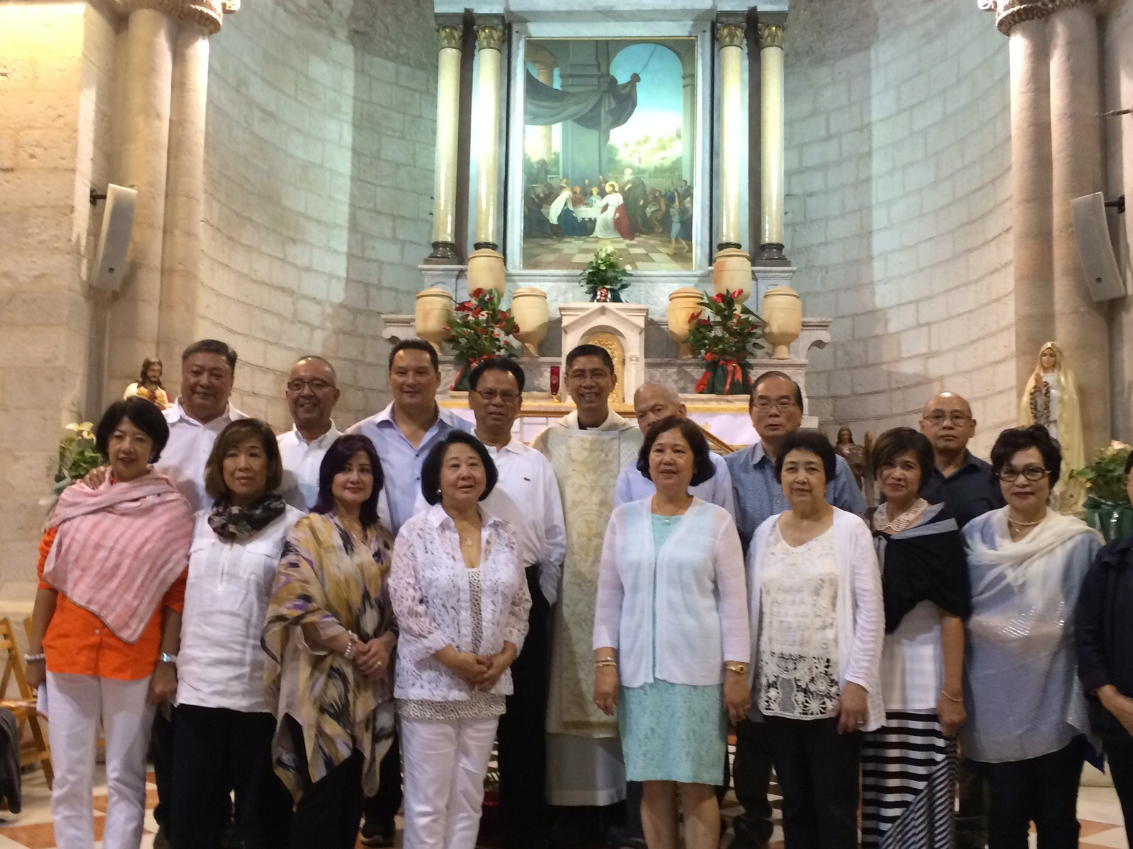 EO group celebrating renewal of wedding vows in Cana on Oct 28.jpeg